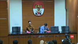 VIDEO: KPK Tetapkan Bupati Kabupaten Bekasi Tersangka Suap