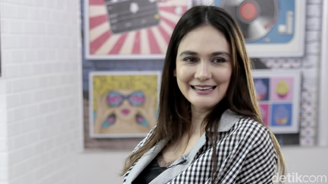 Interview Luna Maya Jadi Suzzanna