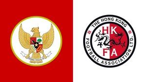 LIVE: Timnas Indonesia vs Hong Kong