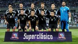 Romero: Argentina Harus Kalahkan Brasil Tanpa Messi