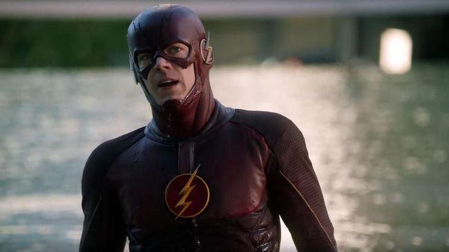 'Fantastic Beasts' Kacaukan Jadwal Syuting 'The Flash'