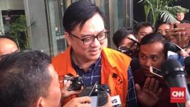Bos Lippo Billy Sidoro Ditahan KPK Terkait Suap Meikarta