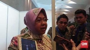 Pemkot Bantah Kabar Wali Kota Surabaya Risma Kritis