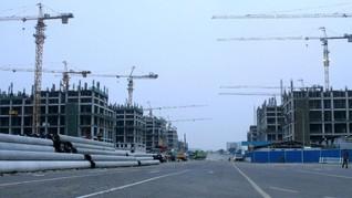 KCIC Bangun Superblok Senilai Rp140 T di Stasiun Kereta Cepat