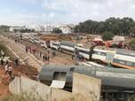 Kecelakaan Maut Kereta Api di Maroko, 6 Orang Tewas