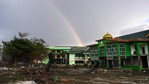 FOTO: Palu Perlahan Bangkit Usai Bencana