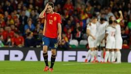 Enrique: Timnas Spanyol Banyak Melakukan Kesalahan