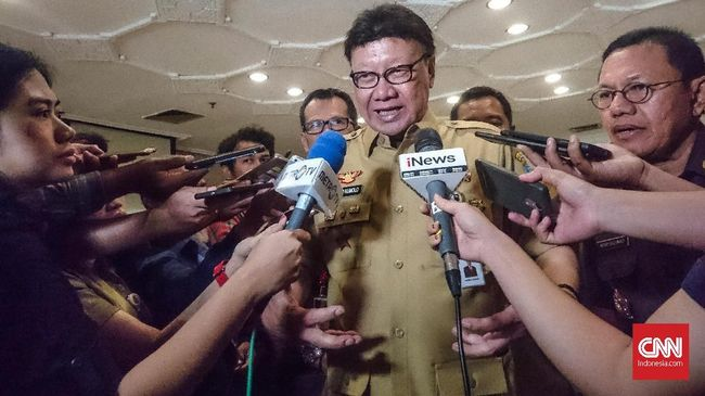 Mendagri: Kepala Daerah Boleh Tak Netral Asal Sesuai Batasan