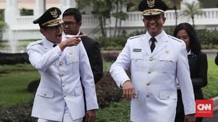 Ombudsman: Tanpa Wagub, Anies Kewalahan Urus Tanah Abang