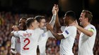 Inggris Permalukan Spanyol 3-2 di UEFA Nations League