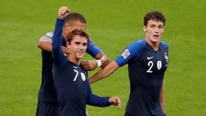 Timnas Prancis Menang atas Jerman di UEFA Nations League
