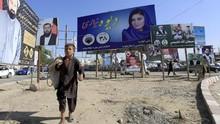 FOTO: Caleg Perempuan Afganistan Dibawah Ancaman