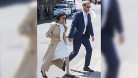 Hamil Muda, Meghan Markle 'Depak' High Heels Sementara