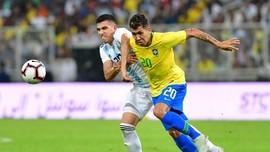 Fakta di Balik Kemenangan Brasil Atas Argentina