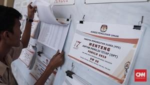 KPU: Jumlah Pemilih Tetap Pemilu 2019 Capai 192 Juta