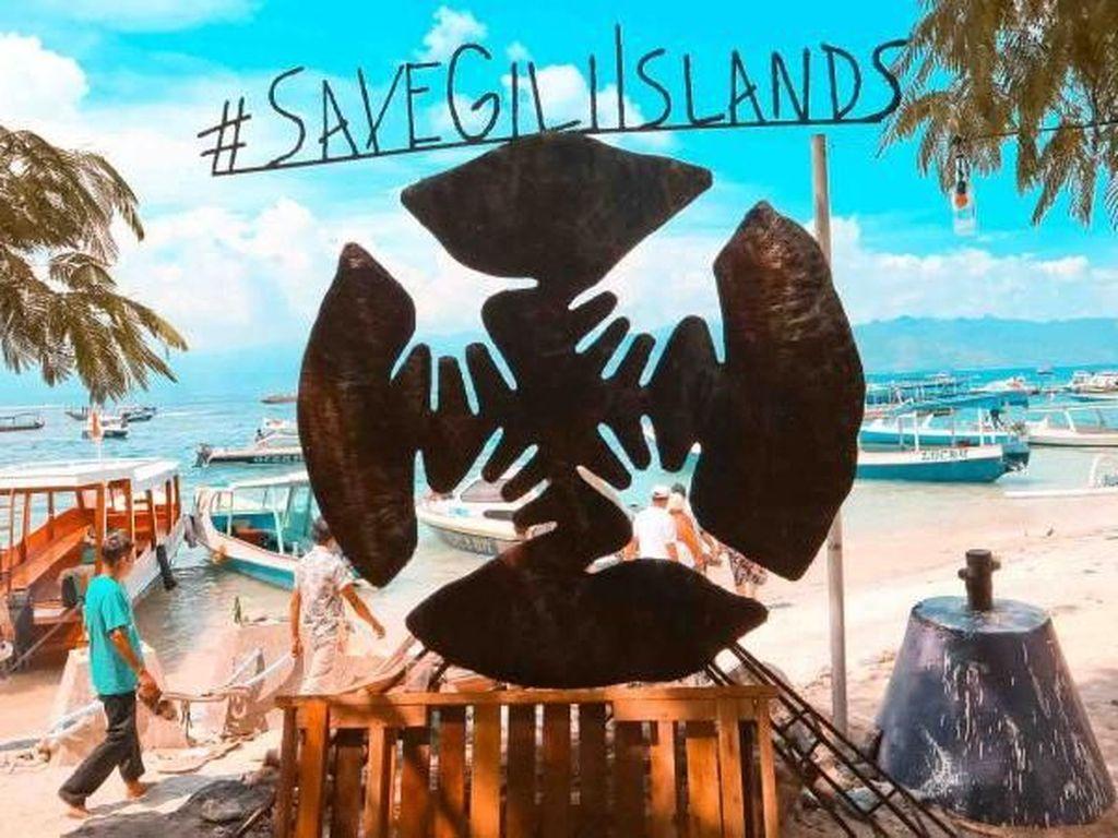 Yuk Liburan ke Lombok, Ada Gili Trawangan yang Eksotis Menanti