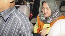 Pengadilan Tipikor Bandung Proses Pendaftaran Sidang Neneng