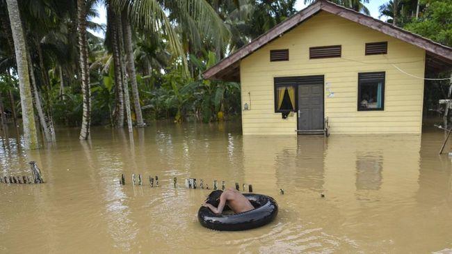 Pemkot Padang Tanggap Darurat Banjir Selama Tujuh Hari