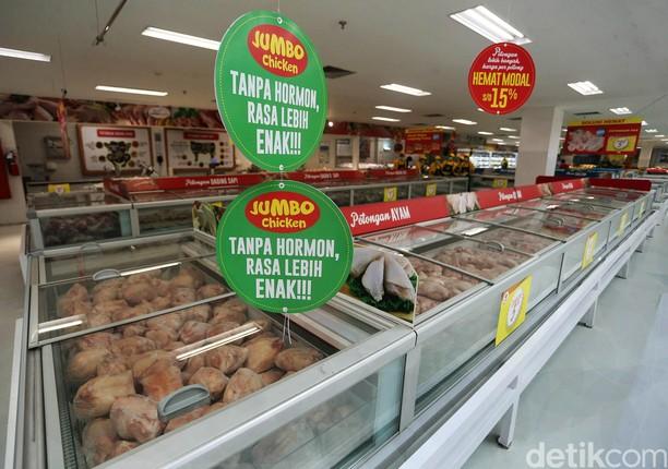 Melihat Dari Dekat Supermarket GORO Milik Tommy Soeharto