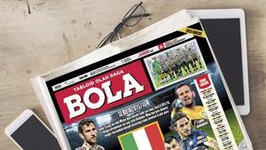 Tabloid Bola Tutup, Netizen Kenang Saat Bokek hingga Taruhan