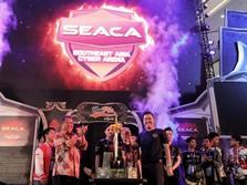 Dihelat di Jakarta, Ini Dia Kompetisi Game Terbesar di ASEAN