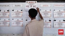 Pendaftaran Ditutup, Lebih dari 328 Ribu Pemilih Pindah TPS