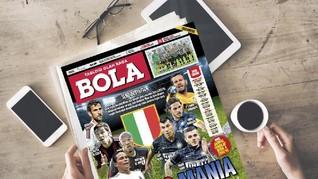 Tabloid BOLA Setop Publikasi Setelah 34 Tahun Terbit