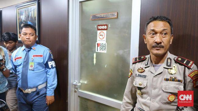 Polisi Periksa Temuan Peluru Baru di Ruang Anggota DPR