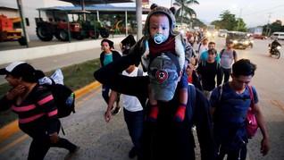 Trump Izinkan Tahan Keluarga Imigran Tanpa Batas Waktu