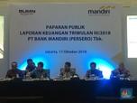 Bank Mandiri Targetkan Laba 2018 Capai Rp 24 T