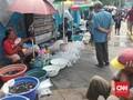 Penuturan Pedagang Ikan Jatinegara soal Penggusuran