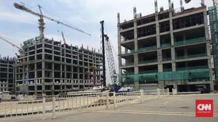 Lippo Selesaikan Konstruksi Empat Tower Meikarta pada Agustus
