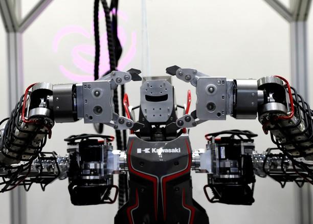 Deretan Robot Canggih di Pameran World Robot Summit 2018