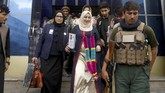 Dua caleg lainnya telah diculik, sementara empat lainnya terluka oleh militan garis keras.(REUTERS/Omar Sobhani)