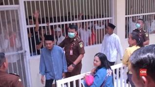 VIDEO: Terdakwa Pengeroyokan The Jak Diancam 15 Tahun Penjara