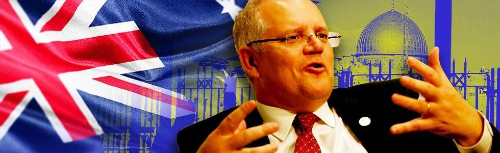 Australia Rangkul Israel