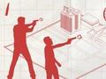 INFOGRAFIS: Peta Fakta Peluru Nyasar ke Kantor Anggota DPR