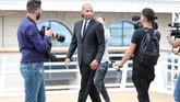 Thierry Henry mengaku tidak pernah ragu-ragu saat menerima tawaran menjadi pelatih AS Monaco. Menurutnya menjadi pelatih Monaco merupakan awal kariernya sebagai pelatih kepala. (Valery HACHE / AFP)