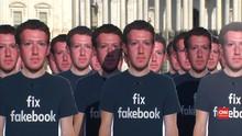 VIDEO: Investor Bersiap Gulingkan Zuckerberg dari Facebook