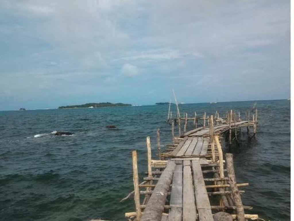 Halo Belitung, Tambah Cantik Ya?
