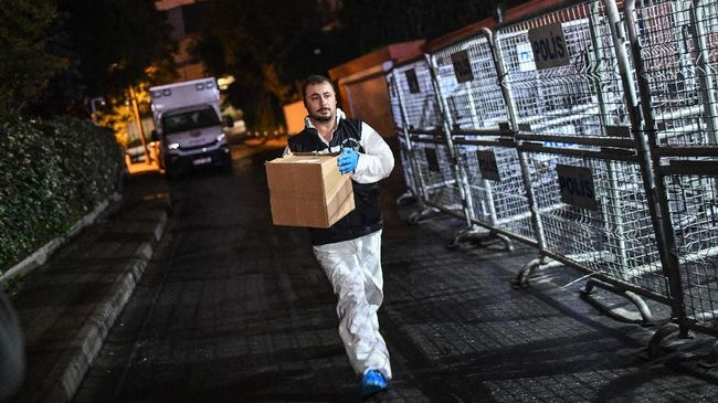 Saudi Kirim Ahli Kimia dan Racun Tutupi Pembunuhan Khashoggi