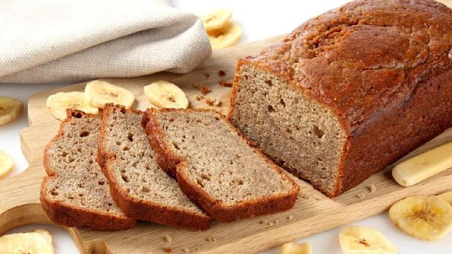 Image result for Kue Banana Bread