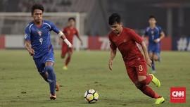 Witan Tak Ambisi Cetak Gol di Timnas Indonesia U-19 vs Qatar