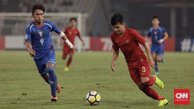 Witan Tak Ambisi Cetak Gol di Timnas Indonesia U19 vs Qatar