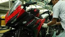 Honda Ganti Desain CBR150R, Sekarang Pakai ABS