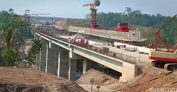 Ada Jembatan Tahan Gempa 1.000 Tahun di Tol Ngawi-Semarang