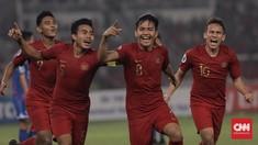 Prediksi Timnas Indonesia U-19 vs Qatar di Piala Asia 2018