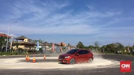 Hasil 'Kencan' Dua Hari Bersama Honda Brio Baru di Bali