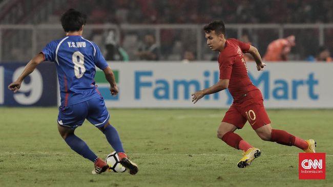 Klasemen Piala Asia 2018 Usai Timnas Indonesia U-19 Menang