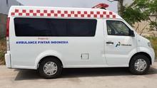 Produsen Glory 580 'Sulap' Pikap Jadi Ambulans